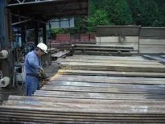 軽量鋼矢板 サンダー修理